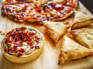 Pizza i włoskie potrawy