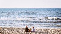 odpczynek nad morzem