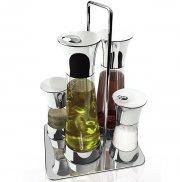 Wytworne i pożyteczne pojemniki na przyprawy kuchenne i ich typy