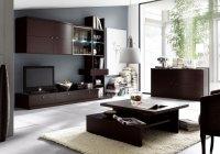 Pomysł na drewno w salonie